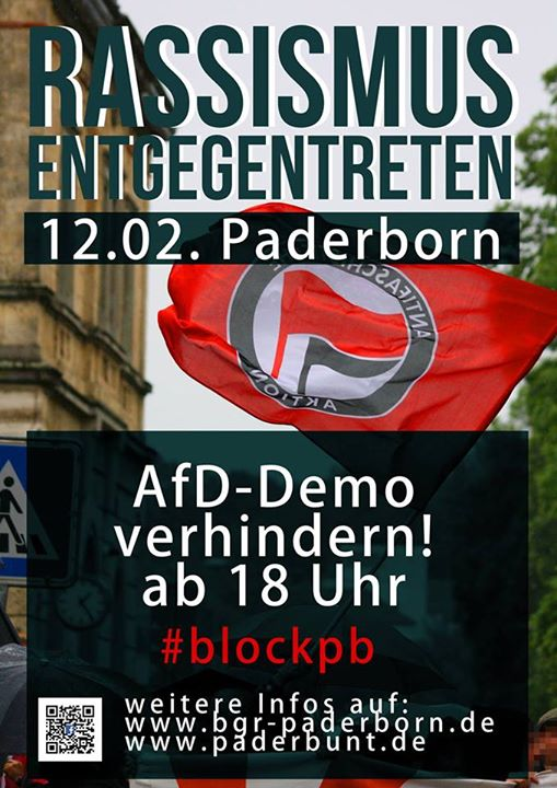12. Februar: Let's do it again..! #blockpb