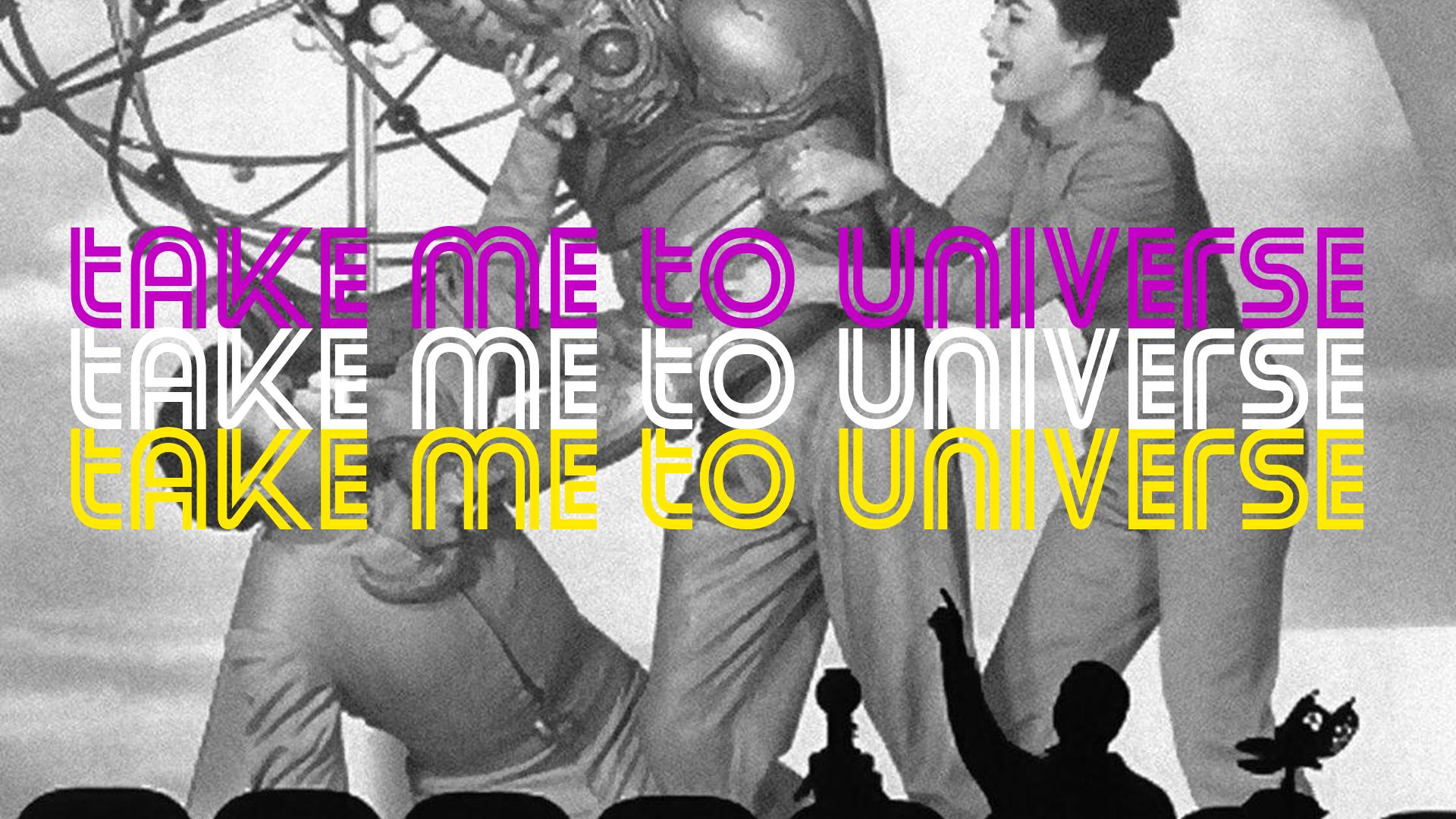 Take me to universe – Silvester im Infoladen