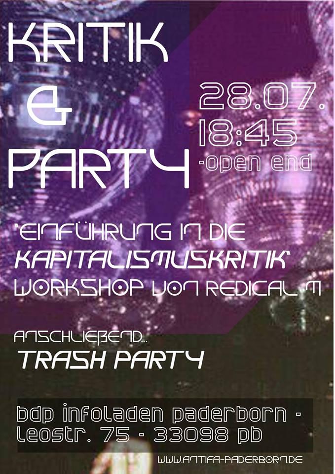 Kritik & Party
