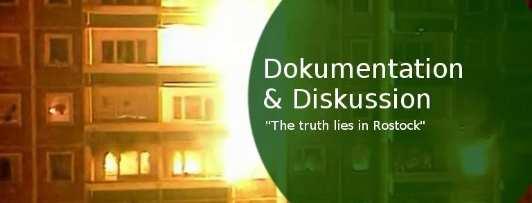 Dokumentation: The truth lies in Rostock